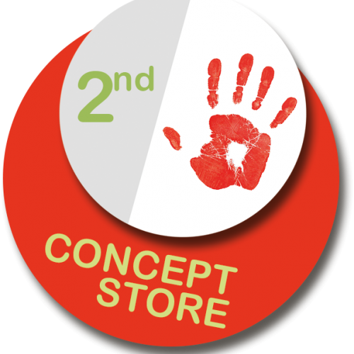 2nd hand concept store