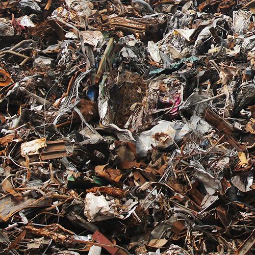 Waste management remains a problem